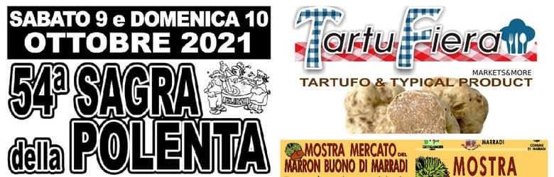 Mercatini Toscana Domenica 10 Ottobre 2021