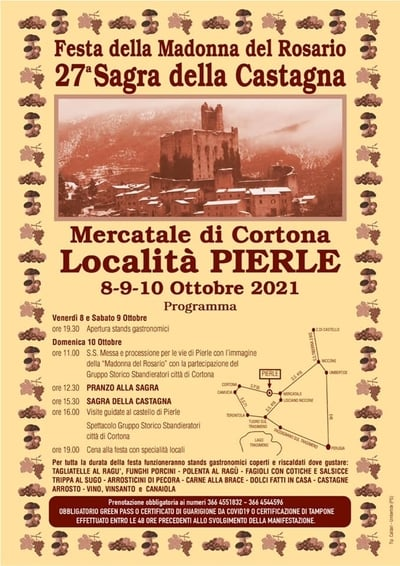Sagra Castagna Pierle 2021