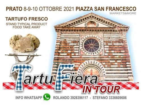 Tartufiera Prato 2021