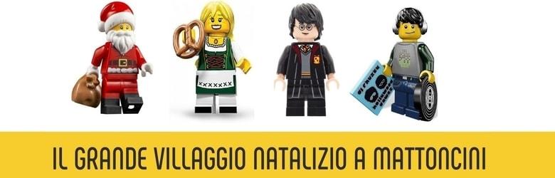 Villaggio di Lego Arezzo 2021