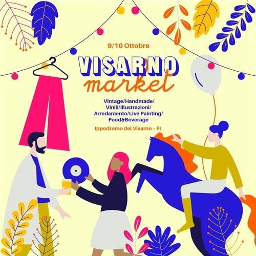 Visarno Market Firenze 2021